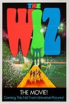 The Wiz - Advance movie poster (xs thumbnail)