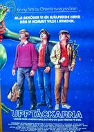 Explorers - Swedish Movie Poster (xs thumbnail)