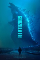 Godzilla: King of the Monsters - Swedish Movie Poster (xs thumbnail)