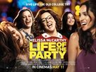 Life of the Party - British Movie Poster (xs thumbnail)