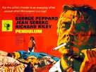 Pendulum - British Movie Poster (xs thumbnail)