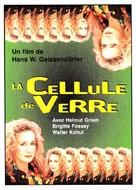 Die gläserne Zelle - French Movie Poster (xs thumbnail)
