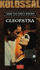 Cleopatra - Italian VHS movie cover (xs thumbnail)
