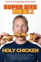 Super Size Me 2: Holy Chicken! - Theatrical movie poster (xs thumbnail)