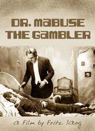 Dr. Mabuse, der Spieler - Ein Bild der Zeit - Movie Cover (xs thumbnail)