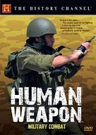 """Human Weapon"" - DVD cover (xs thumbnail)"