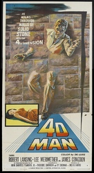 4D Man - Movie Poster (xs thumbnail)
