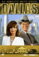 """Dallas"" - German DVD movie cover (xs thumbnail)"