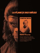 Planet of the Apes - French Re-release poster (xs thumbnail)