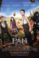 Pan - British Movie Poster (xs thumbnail)