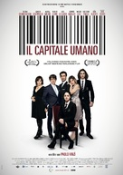 Il capitale umano - Dutch Movie Poster (xs thumbnail)