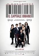 Il capitale umano - Dutch Movie Poster (xs thumbnail)