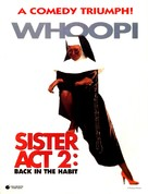 Sister Act 2: Back in the Habit - DVD cover (xs thumbnail)