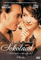 Chocolat - Estonian Movie Cover (xs thumbnail)