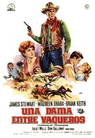 The Rare Breed - Spanish Movie Poster (xs thumbnail)