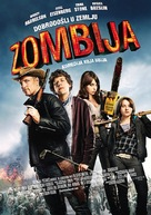 Zombieland - Croatian Movie Poster (xs thumbnail)