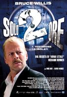 16 Blocks - Italian Movie Poster (xs thumbnail)