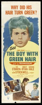 The Boy with Green Hair - Movie Poster (xs thumbnail)