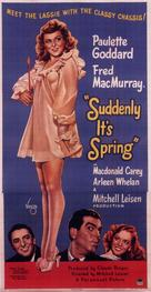 Suddenly, It's Spring - Movie Poster (xs thumbnail)