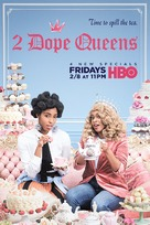 """2 Dope Queens"" - Movie Poster (xs thumbnail)"