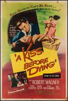 A Kiss Before Dying - Movie Poster (xs thumbnail)