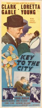 Key to the City - Movie Poster (xs thumbnail)