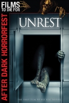 Unrest - DVD cover (xs thumbnail)