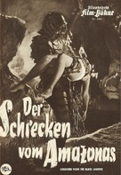 Creature from the Black Lagoon - German poster (xs thumbnail)
