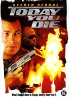 Today You Die - Dutch DVD cover (xs thumbnail)