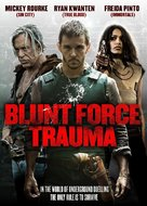 The Effects of Blunt Force Trauma - DVD cover (xs thumbnail)