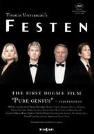 Festen - Danish Movie Cover (xs thumbnail)