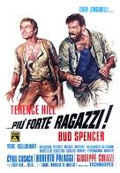 Più forte, ragazzi! - Italian Movie Poster (xs thumbnail)