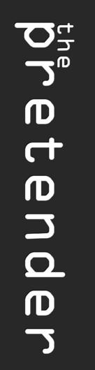 """The Pretender"" - Logo (xs thumbnail)"