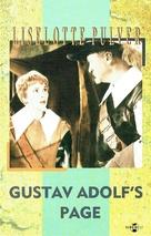 Gustav Adolfs Page - German VHS movie cover (xs thumbnail)