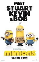 Minions - Movie Poster (xs thumbnail)