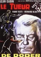 Le tueur - Belgian Movie Poster (xs thumbnail)