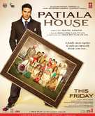 Patiala House - Indian Movie Poster (xs thumbnail)