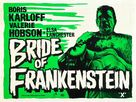 Bride of Frankenstein - British Movie Poster (xs thumbnail)