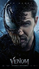 Venom - Estonian Movie Poster (xs thumbnail)