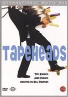 Tapeheads - Danish DVD cover (xs thumbnail)