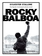 Rocky Balboa - French Movie Poster (xs thumbnail)