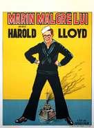 A Sailor-Made Man - Belgian Movie Poster (xs thumbnail)