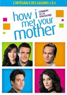 """How I Met Your Mother"" - French DVD cover (xs thumbnail)"