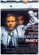 Frantic - German Movie Poster (xs thumbnail)