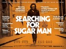 Searching for Sugar Man - British Theatrical movie poster (xs thumbnail)