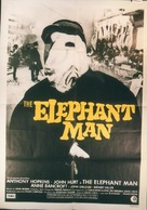 The Elephant Man - Italian Movie Poster (xs thumbnail)