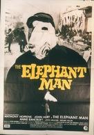 The Elephant Man - Italian Movie Poster (xs thumbnail)