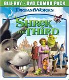 Shrek the Third - Blu-Ray movie cover (xs thumbnail)