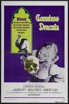 Countess Dracula - Movie Poster (xs thumbnail)