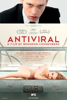 Antiviral - Movie Poster (xs thumbnail)